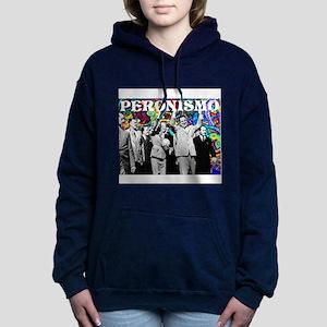 Juan & Evita Peron Women's Hooded Sweatshirt