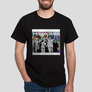 Juan & Evita Peron Dark T-Shirt