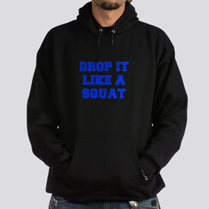 DROP-IT-LIKE-A-SQUAT-FRESH-BLUE Hoodie
