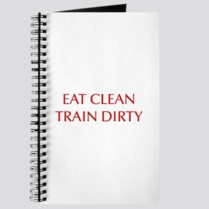 EAT-CLEAN-TRAIN-DIRTY-OPT-RED Journal