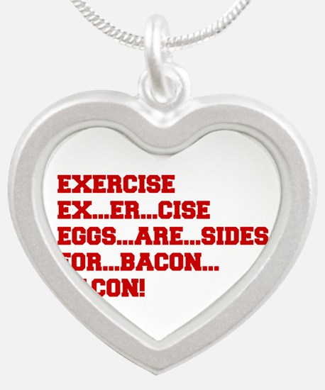 EXERCISE-BACON-FRESH-RED Necklaces