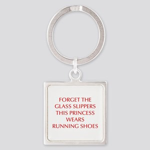 FORGET-THE-GLASS-SLIPPERS-OPT-RED Keychains