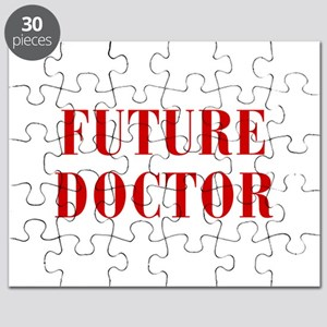 FUTURE-DOCTOR-BOD-RED Puzzle