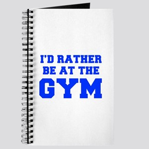 ID-RATHER-BE-AT-THE-GYM-FRESH-BLUE Journal