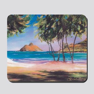 Kailua Beach Mousepad