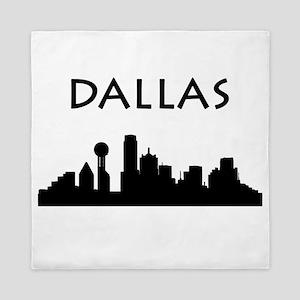 Dallas Queen Duvet