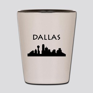 Dallas Shot Glass