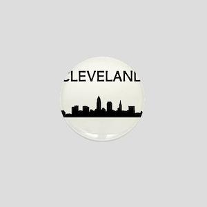 Cleveland Mini Button