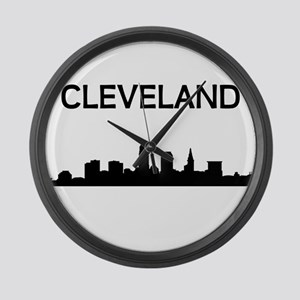Cleveland Large Wall Clock