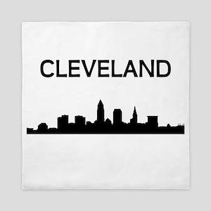 Cleveland Queen Duvet