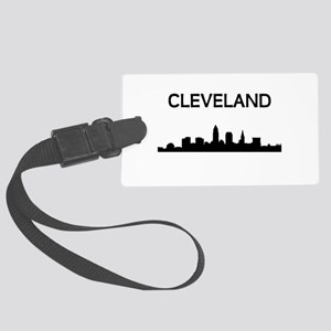 Cleveland Luggage Tag