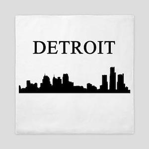 Detroit Queen Duvet