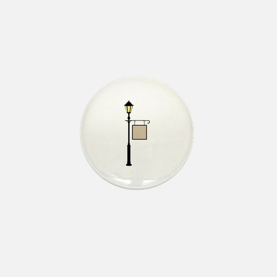 Street Lamp Mini Button