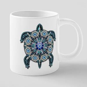 Native American Turtle 01 Mugs