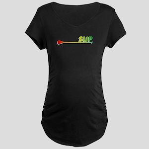 Sup - Rasta Maternity T-Shirt