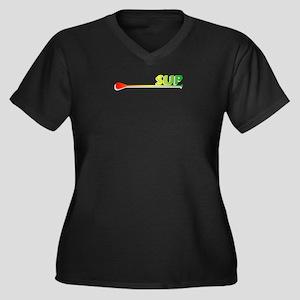 SUP - Rasta Plus Size T-Shirt