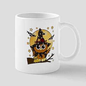 Bewitching Owl Mugs