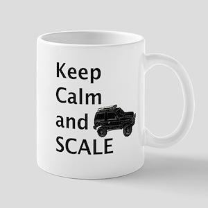 Keep Calm and SCALE Mug