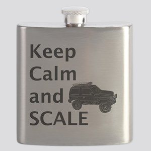 Keep Calm and SCALE Flask