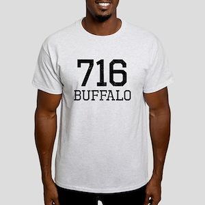 Distressed Buffalo 716 T-Shirt