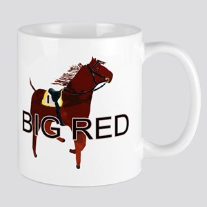Big Red - Man O War Racehorse Gifts and T-Shirts M