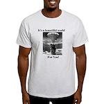 Devo's It's a Beautiful World Light T-Shirt