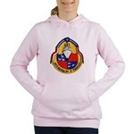 USS HERBERT J. THOMAS Women's Hooded Sweatshirt