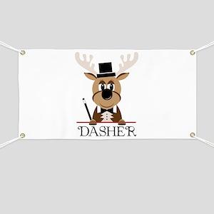 Dasher Banner