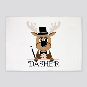 Dasher 5'x7'Area Rug
