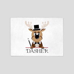 Dasher 5'x7'Area Rug