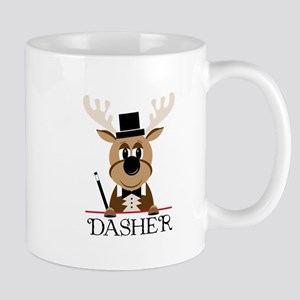 Dasher Mugs