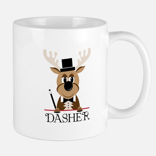Dasher Mugs