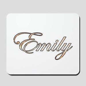 Emily Mousepad