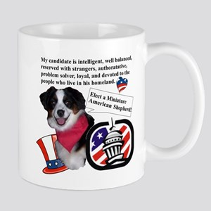 Elect a Mini Mugs