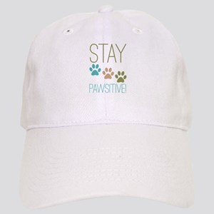 Stay Pawsitive Cap