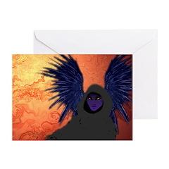 Djinn Greeting Cards (Pk of 10)