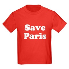 Save Paris T