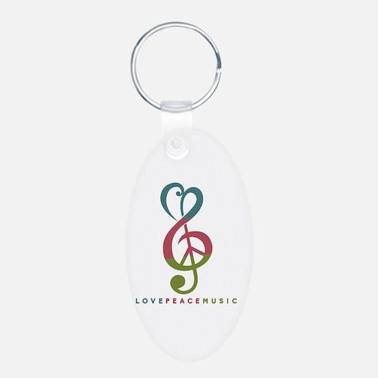 Cute Music Keychains