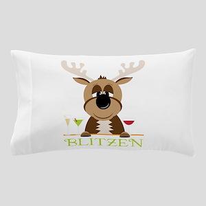 Blitzen Pillow Case