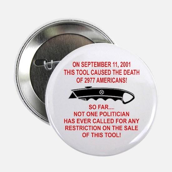 "2977 Americans Dead 2.25"" Button"