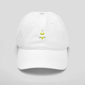 Polka Dot Bikini Baseball Cap