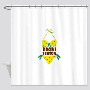 Season Shower Curtain