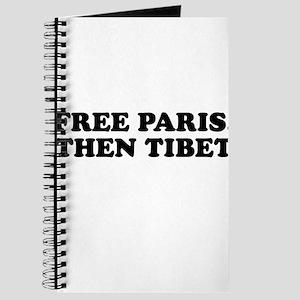 Free Paris, then Tibet ( FreeParis.org) Journal