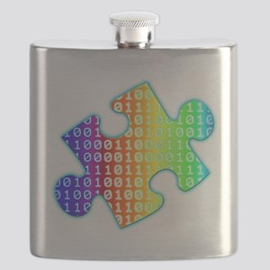 Piece of Information Flask