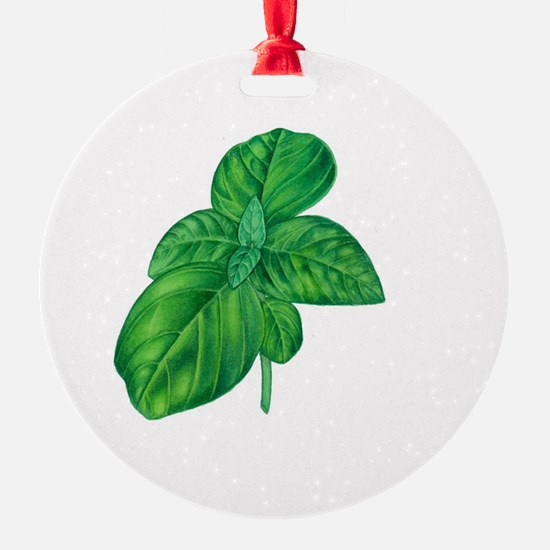 Basil Ornament