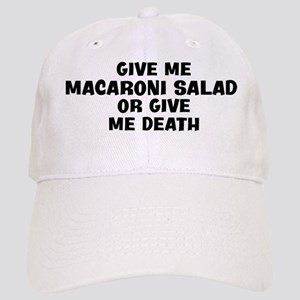 Give me Macaroni Salad Cap