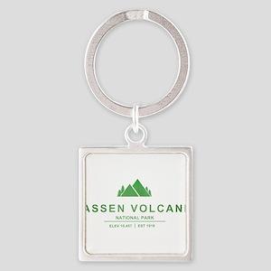 Lassen Volcanic National Park, California Keychain