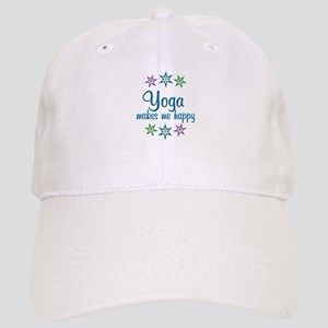 Yoga Happy Cap