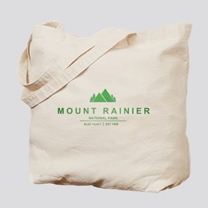 Mount Rainier National Park, Washington Tote Bag