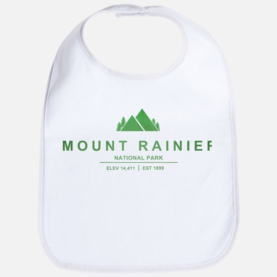 Mount Rainier National Park, Washington Bib